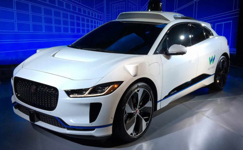 Auto a guida autonoma – Circoleranno con la targa prova e contrassegno